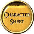Character Sheet Icon