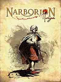 Narborion Book 1 Cover