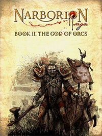 Narborion Book 2 Cover